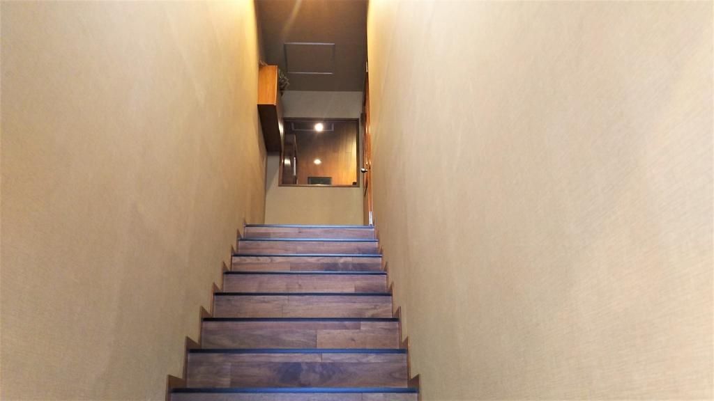 寛味堂階段