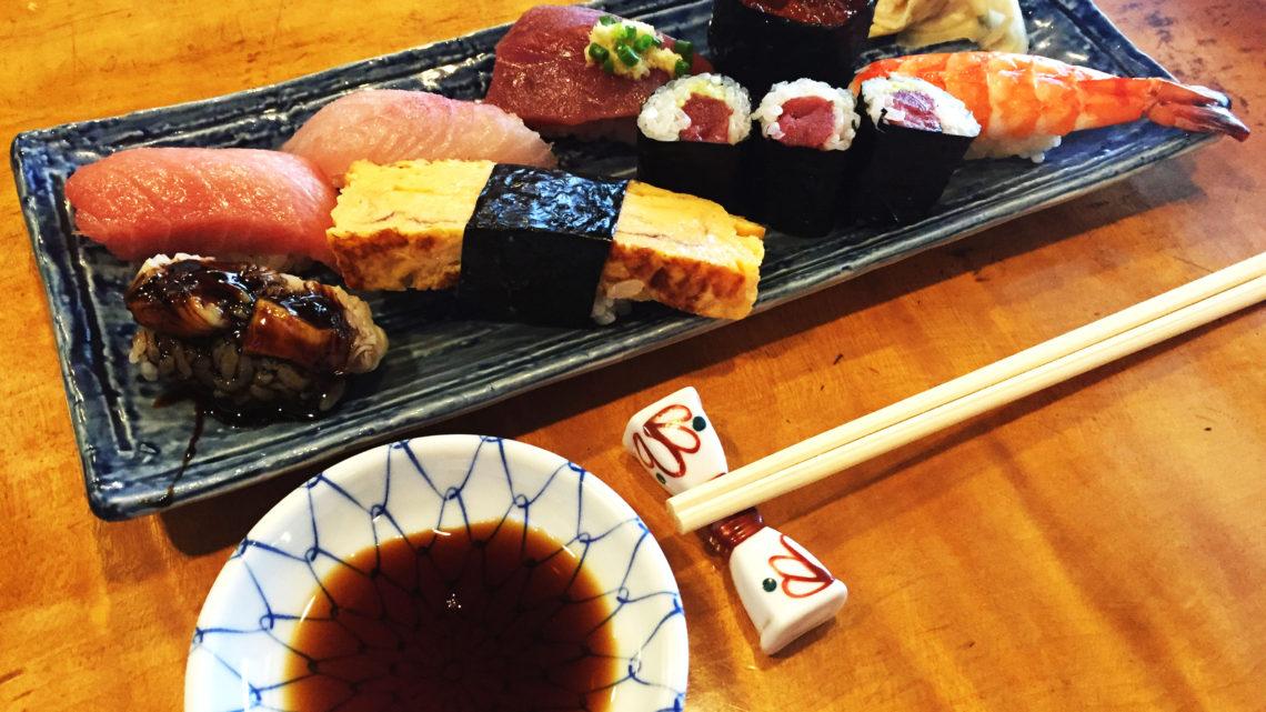 北千住の寿司・海鮮丼ランキング!寿司ランチがおいしい店10選!